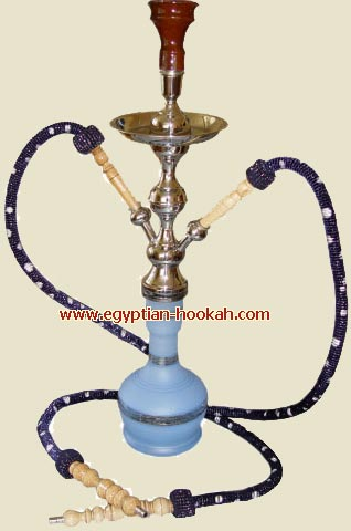double hose hookah shisha from Egypt